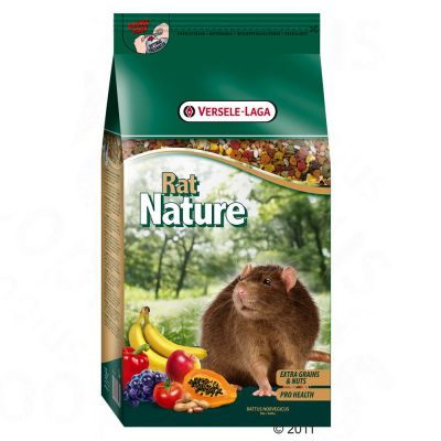 Rat Nature pour rat - 2,5 kg