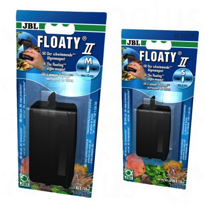 JBL Floaty II - M: bis 10 mm Glas