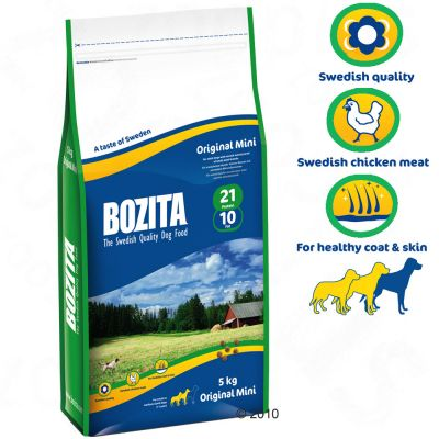 Bozita Original Mini 21/10 – 5 kg