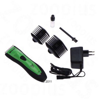 Tondeuse pour chien CP-3550, éclairage (batterie / secteur)- tondeuse pour chien + tête de coupe de 3 mm et éclairage