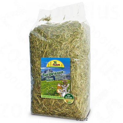 JR Farm Mountain-Meadow Hay - 14 kg Balls
