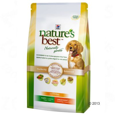 Hill's Nature's Best Puppy Large/Giant - Chicken - Economy Pack: 2 x 12kg