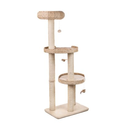 Natural Home III Cat Tree - beige
