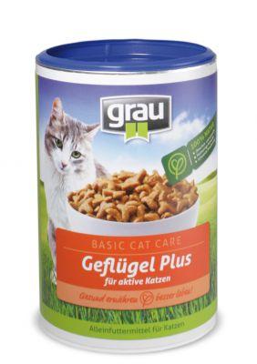 Grau Basic Cat Care Poultry Plus - 2.5 kg