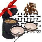 Gift Set: Dinner Time - 4 piece set