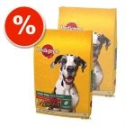 Pedigree Economy Packs: Adult Flavours - 2 x 15 kg Pedigree Large Breeds Beef & Vegetables