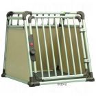 4pets Dog Crate ComfortLine three - Size L: W 68.0 x D 93.5 x H 68.6 cm