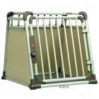 4pets Dog Crate ComfortLine three - Size M: W 68.0 x D 83.5 x H 68.6 cm
