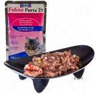 Feline Porta 21 Fresh Pouch 6 x 100 g - Pure Chicken