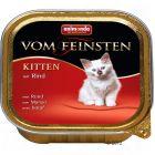 Animonda vom Feinsten for Kittens 6 x 100 g - Lamb saucer