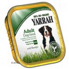 Yarrah Organic Chicken and Beef with Parsley & Thyme - 6 x 150 g