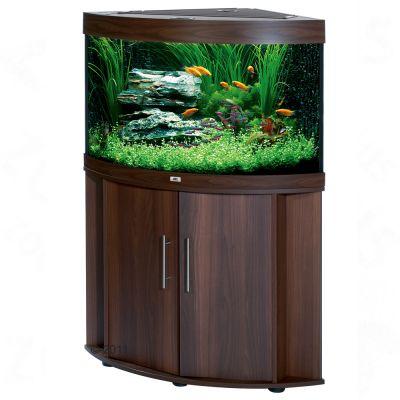 Akwarium Juwel Trigon 190 - zestaw narożny - - czarne