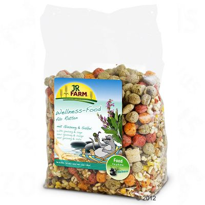 JR Farm Wellness pour rat - 2 x 600 g