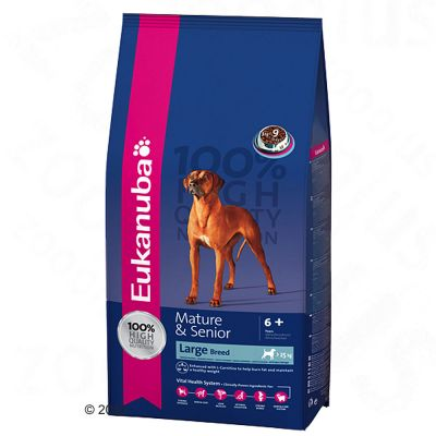 Eukanuba Mature & Senior Large Breeds - Economy pack 2 x 15 kg