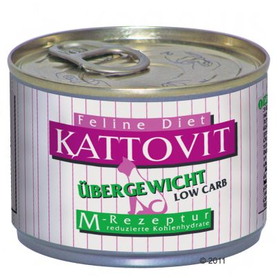 Kattovit Weight Control - 6 x 175g