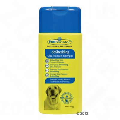 FURminator deShedding Ultra Premium Shampoo - 490ml