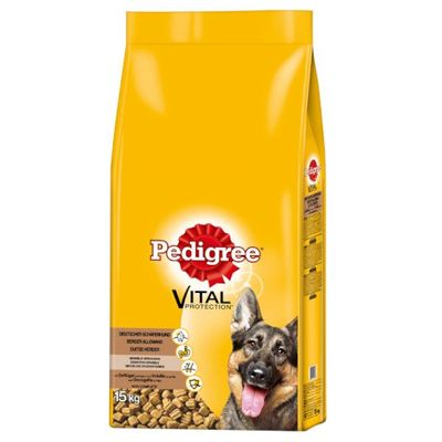 Pedigree German Shepherd Complete - Vital Protection Chicken - Economy Pack: 2 x 15kg