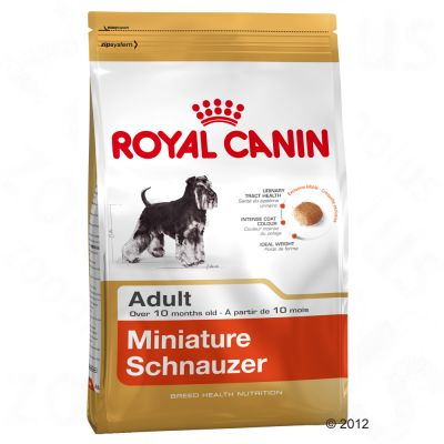 Royal Canin Miniature Schnauzer Adult - Economy Pack: 3 x 3kg