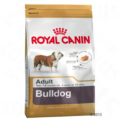Royal Canin Bulldog Adult - Economy Pack: 2 x 12kg