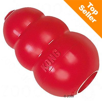 Kong Classic Red - Medium, ca. 9 cm