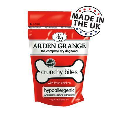 Arden Grange Crunchy Bites 250g - Lamb