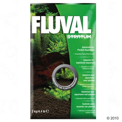 Fluval Plant Stratum for planted aquariums - 4 kg, for planted aquariums