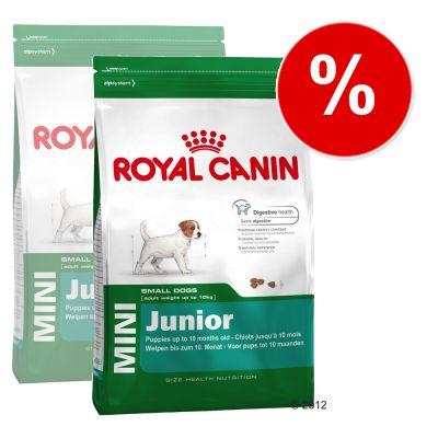 Royal Canin Mini Junior - Economy Pack: 2 x 8 kg