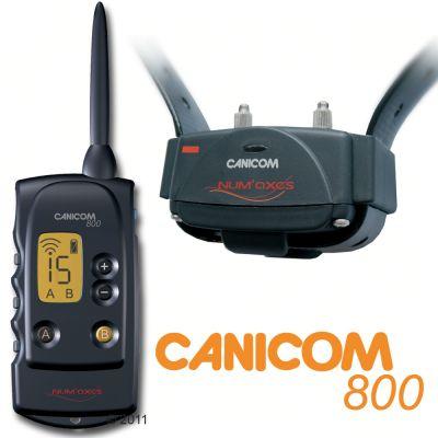 Collier de dressage pour chien Canicom 800- pile 3 V lithium - CR 2 de rechange