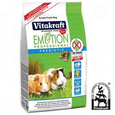 Emotion Professional Prebiotic Guinea Pig - 4 kg