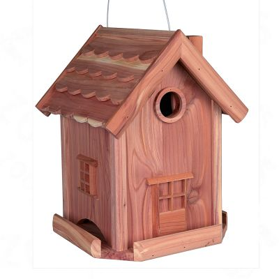 Bird House Four Seasons - 22 x 22 x 29 cm (L x W x H)