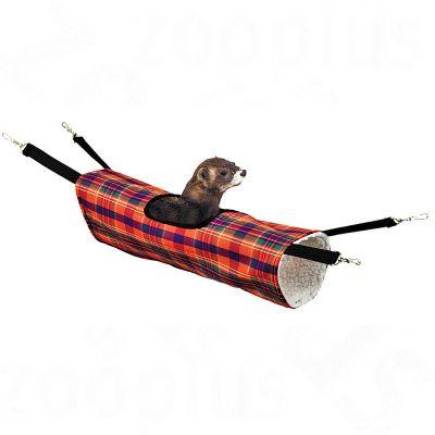 Hamac à carreaux pour furet et rat-  L 50 cm