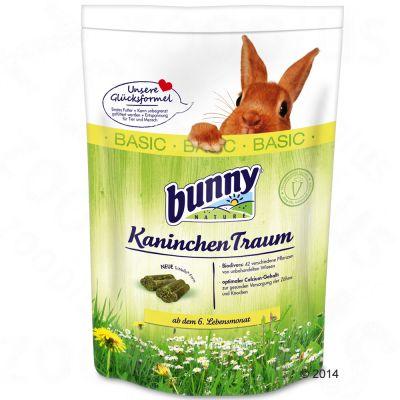 Bunny Raªve Basic pour lapin nain - 2 x 4 kg