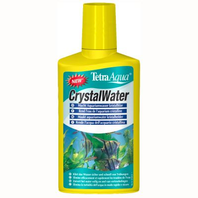 Tetra CrystalWater Water Conditioner - 250 ml
