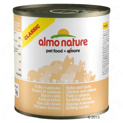 Almo Nature Classic 6 x 280g - Chicken Fillet