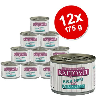 Kattovit Saver Pack 12 x 175g - High Performance