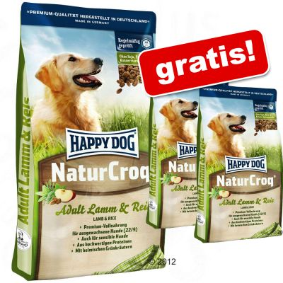 Hundefutter trocken - Happy Dog