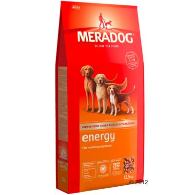 Mera Dog Energy - 12.5 kg