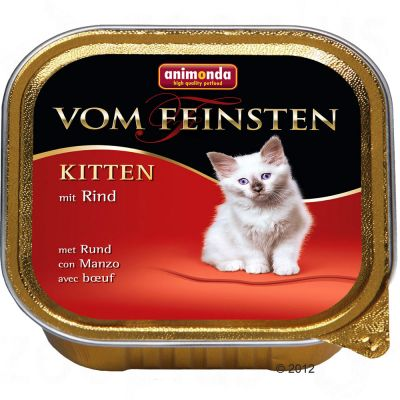 Animonda vom Feinsten Kitten,