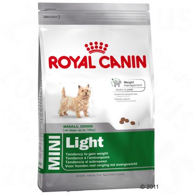 Royal Canin Mini - Light - Economy Pack: 3 x 2kg