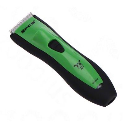 Electric Razor Pet Clipper CP-3550 with Light - Complete Set  (hand-held unit with 2 attachable combs)