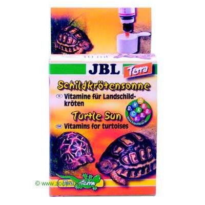 JBL Turtle Sun 10 ml (supplement) - Turtles supplements
