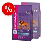 Eukanuba Dog Food Economy Packs - Adult Jogging & Agility: 2 x 15 kg