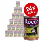 Rocco Senior Value Pack 24 x 400 g - Rocco Senior Poultry & Oats