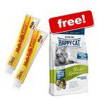 2 x 220 g Gimpet Paste + 300 g Happy Cat Adult Lamb Free! - Gimpet Paste Malt-Soft