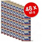 Savings Pack Gourmet Diamond 48 x 85 g - Chunks of Beef in Delicious Gravy