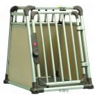4pets Dog Crate ComfortLine two - Size M: W 54.5 x D 83.5 x H 68.6 cm