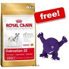 Large Bags Royal Canin Breed + Creepy Monster Toy Free! - German Shepherd Adult (12 kg)