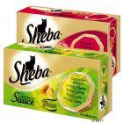 Sheba Trial Pack 4  x 100 g - Gourmet variety
