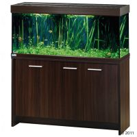 MP Scubaline 240 Aquarium Combinatie - - wengé