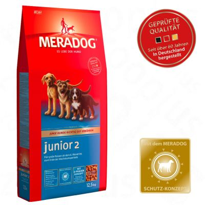 Mera Dog Junior 2 - Sparpaket 2 x 15 kg